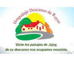 Hospedaje Descanso de Reyes